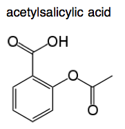 acetylsalycyic acid